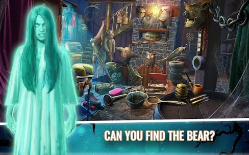 منزل مسكون – كائنات خفية لعبة 6
