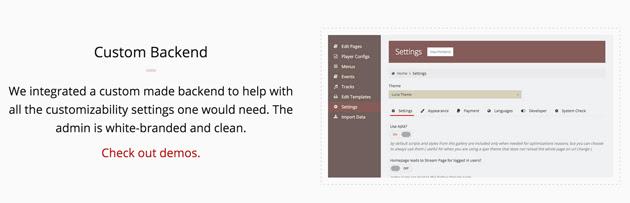 ZoomPortal - Audio Portal and Song Sharing Platform Download