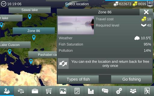 My Fishing World - Realistic fishing screenshots 10