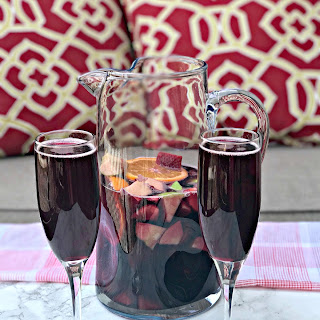 Red Wine Champagne Cocktail Recipes.