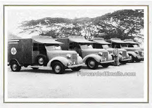 Photo: Ambulance service in Madras