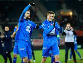 """Fans KAA Gent sluiten Giorgi Chakvetadze na acht maanden blessureleed meteen in de armen: """"Heerlijke ontvangst"""""""