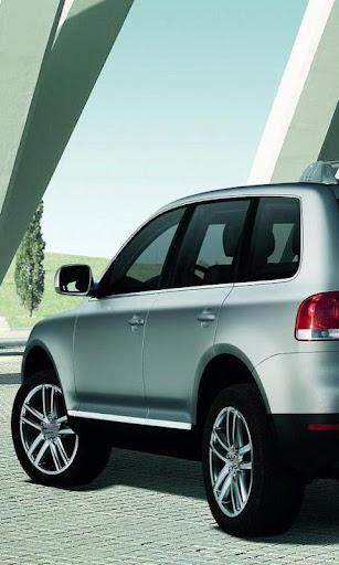 Wallpapers Volkswagen Touareg