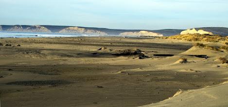 Photo: Limantour Beach near the west end of Limantour Spit