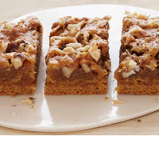 Maple Walnut Bars.