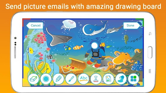 Tocomail - Email for Kids Screenshot 17