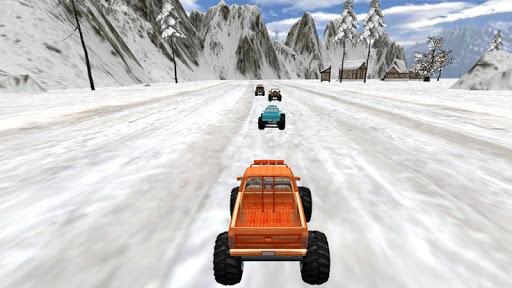 Snow Racing 4X4
