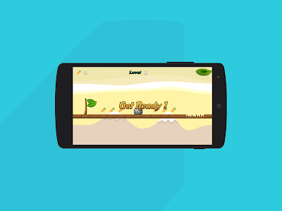 Cute Rabbit Game: Free screenshot 2