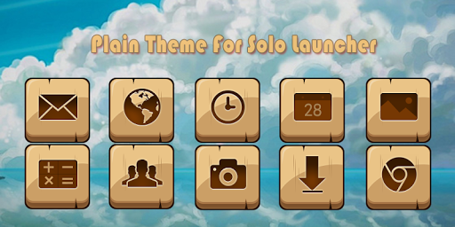 Plain-Solo Theme