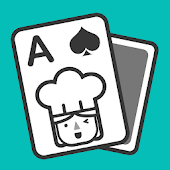 Solitaire Cooking Tower - free card games