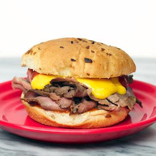 Arby's Beef 'n Cheddar Classic