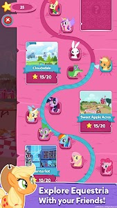 My Little Pony: Puzzle Party v1.4.21 Coins + Lives