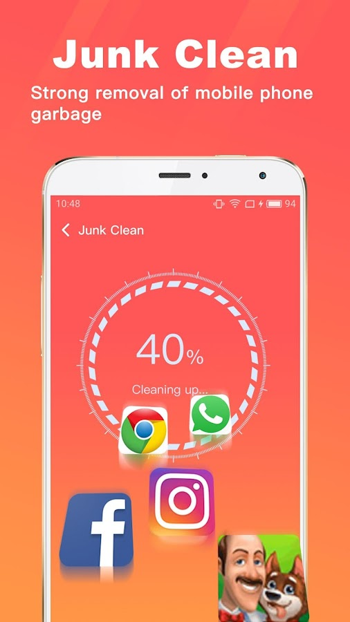 To Clean -  Junk Clean& Saver- screenshot