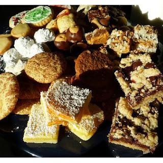 Peanut Butter Magic Cookies