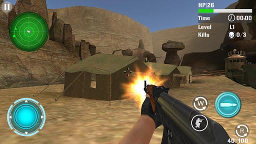 Mountain Sniper Shooting 1.4 screenshots 7