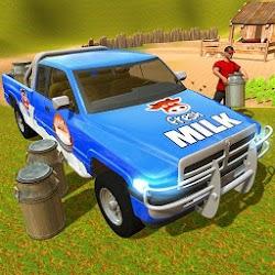 Milk Supply Transporter Truck