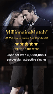 The Largest Millionaire League Singles Dating App - náhled