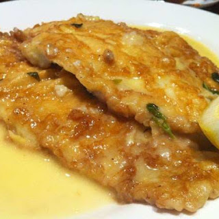 Chicken Francese Without Wine Recipes