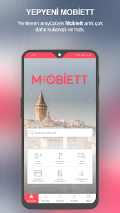 Mobiett Screenshot