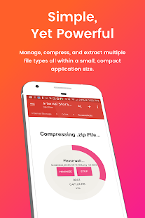 File Manager for Superusers Screenshot