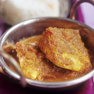 Fish Madras Curry Recipe