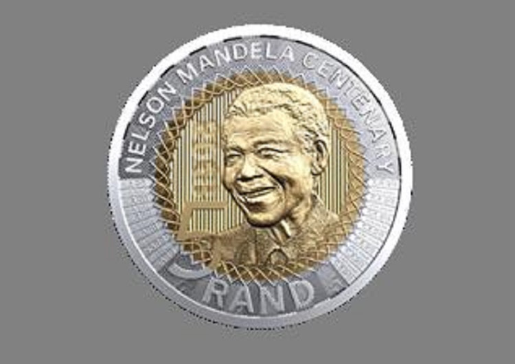 What the new R5 coin will look like.