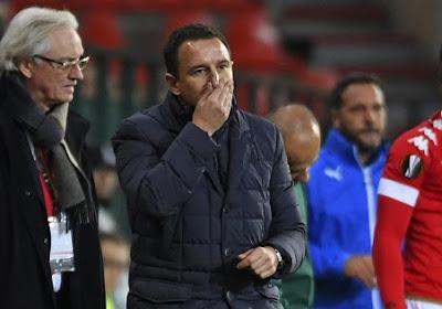 """Niemand blij na Standard-Pana, zeker niet Jankovic: """"Slechter dan op Ajax"""""""