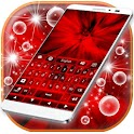 GO Keyboard Neon Red Theme icon