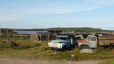 Photo: Кладбище машин