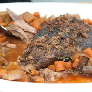 Beef Chuck Roast Crock Pot Pot Roast Recipes.