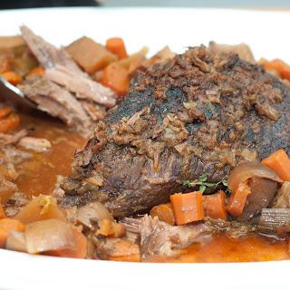 Beef Chuck Roast Crock Pot Pot Roast Recipes.