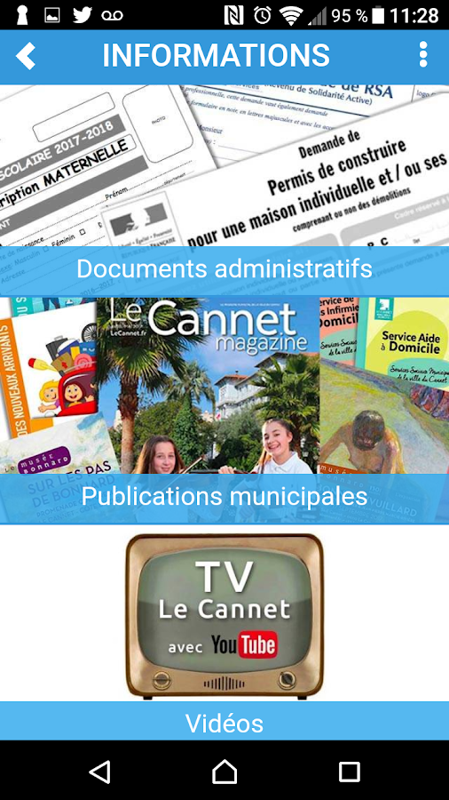 Le Cannet- screenshot