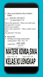 Kumpulan Materi Kimia Anak SMA 11 - náhled