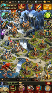 Vikings: War of Clans Screenshot