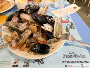 seafood aftermath