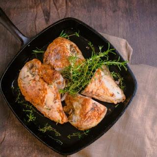 Weeknight Pan Roasted Chicken Breasts Recipe