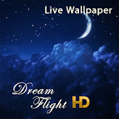 Dream Flight HD Live Wallpaper
