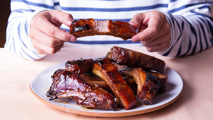 Asian BBQ Pork Spareribs Recipe