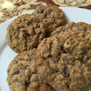 Jeanette's Oatmeal Cranberry Cookies