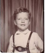 "Photo: Dr. Peter Bilsing: ""Der Opernfreund"". Der ganz junge Bilsing. Foto: privat"