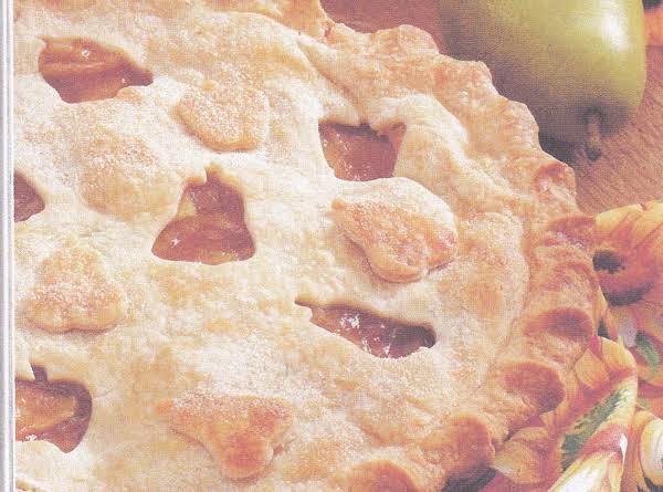 Grace's Apple/pear Pie