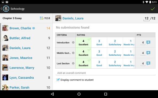 Schoology 5.25.0 screenshots 11