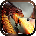 Dragon Jigsaw Puzzle Game icon