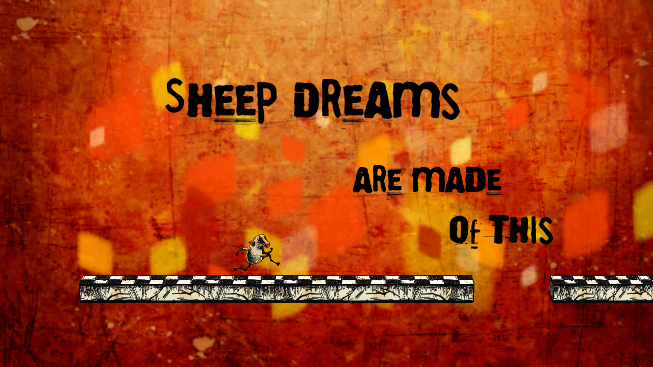 Sheep Dreams Are Made of This- screenshot