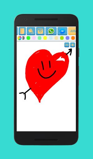 Paint for Whatsapp & Messenger 2.0 screenshots 1