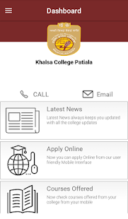 Khalsa College Patiala- screenshot thumbnail