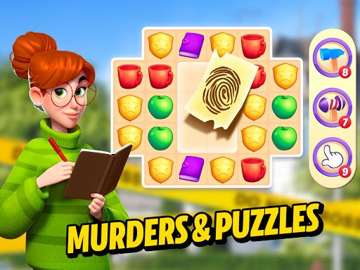 Small Town Murders: Match 3 Crime Mystery Stories 1.2.0 screenshots 7