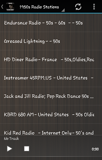 Download Top 50s Music Oldies Radio FM Google Play softwares