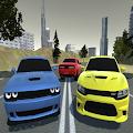 Highway Drift Challenger Speed Racing Srt Game 3D APK