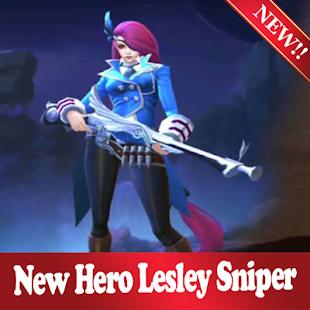 New Hero Lesley Sniper : ML Bang Bang - náhled